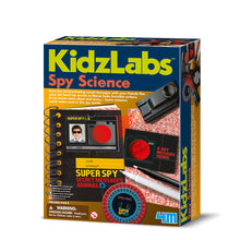 Load image into Gallery viewer, 4M KIDZLABS SPY SCIENCE - JJs Newsagency plus