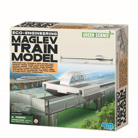 4M MAGLEV TRAIN MODEL - Gifts R Us