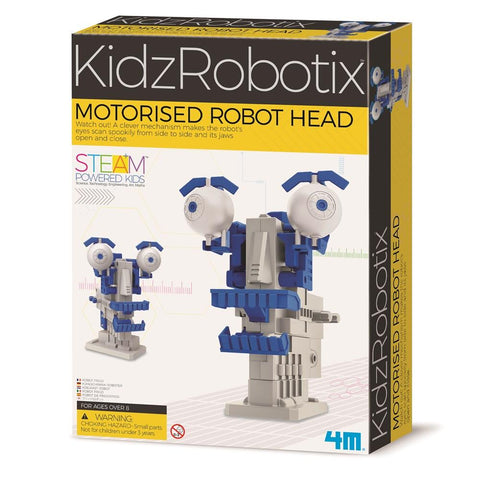 ROBOTIC HEAD - Gifts R Us