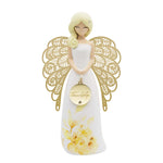 YOU ARE AN ANGEL 155MM FRIENDSHIP(FLORAL) - Gifts R Us