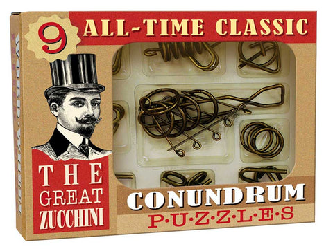 GREAT ZUCCHINI CONUNDRUM SET - Gifts R Us