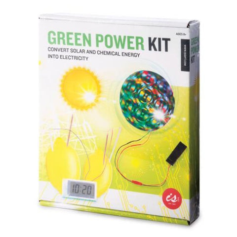 GREEN POWER KIT - Gifts R Us