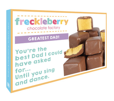 GREATEST DAD GIFT BOX FRECKLEBERRY
