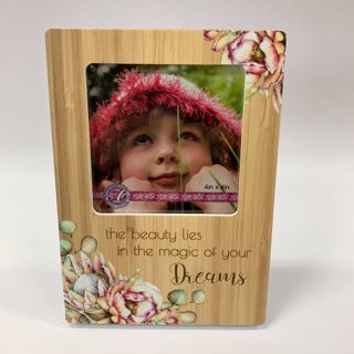 BUNCH OF JOY PHOTO FRAME 4X4 DREAMS - Gifts R Us