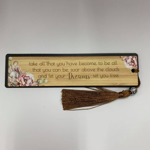 BUNCH OF JOY BOOKMARK DREAMS - Gifts R Us