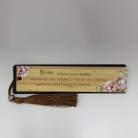 BUNCH OF JOY BOOKMARK HOME - Gifts R Us