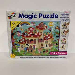 GALT FAIRY PALACE PUZZEL 50 PCE - JJs Newsagency plus
