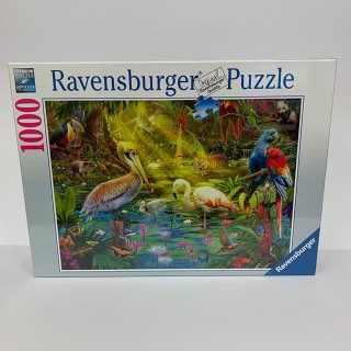 RBURG BIRD PARADISE PUZZLE 1000PC - JJs Newsagency plus