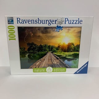 RBURG MYSTIC SKIES NATURE PUZZLE 1000PC - JJs Newsagency plus