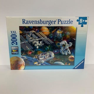 RBURG COSMIC EXPLORATION PUZZLE 200PC - JJs Newsagency plus