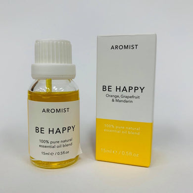 AROMIST OIL BE HAPPY - JJs Newsagency plus