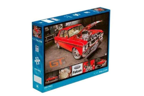 IMPACT PUZZLE FORD FALCON PUZZLE 1,00PCE - JJs Newsagency plus