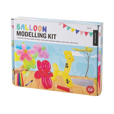 BALLOON MODELLING KIT - JJs Newsagency plus