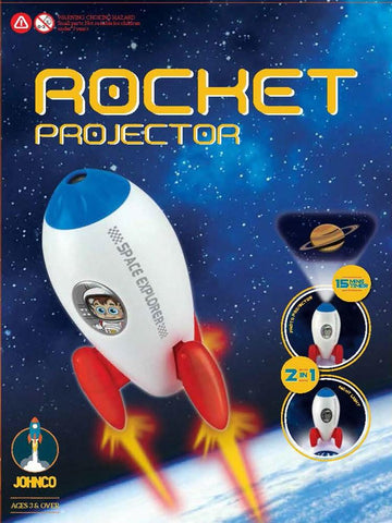 JOHNCO ROCKET PROJECTOR - Gifts R Us