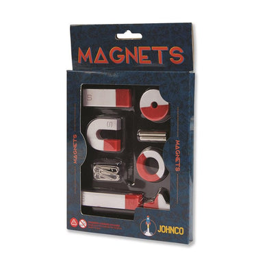 JOHNCO 8 PCE MAGNETIC SET - JJs Newsagency plus