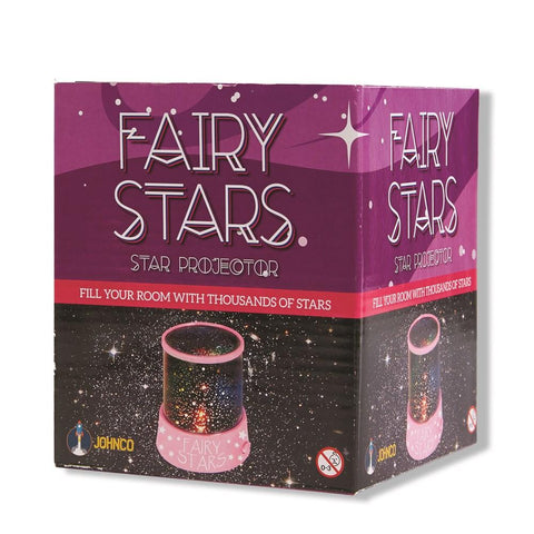 JOHNCO FAIRY STARS PROJECTOR - Gifts R Us