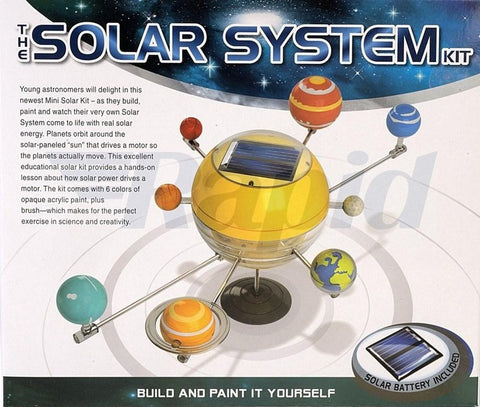 JOHNCO SOLAR SYSTEM TOYS KIT - Gifts R Us