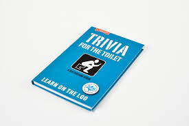 LAGOON BATHROOM BOOKS TRIVIA FOR THE TOILET - JJs Newsagency plus