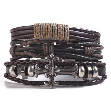 MAD MAN MULTI STRAND BRACELET PATONCE - JJs Newsagency plus
