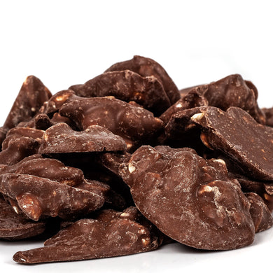CHOC PEANUT CLUSTERS FRECKLEBERRY 230G - JJs Newsagency plus