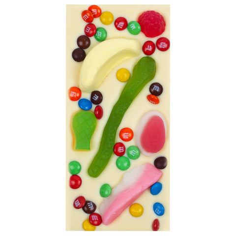 PARTY LOLLIES - WHITE CHOCOLATE - JJs Newsagency plus