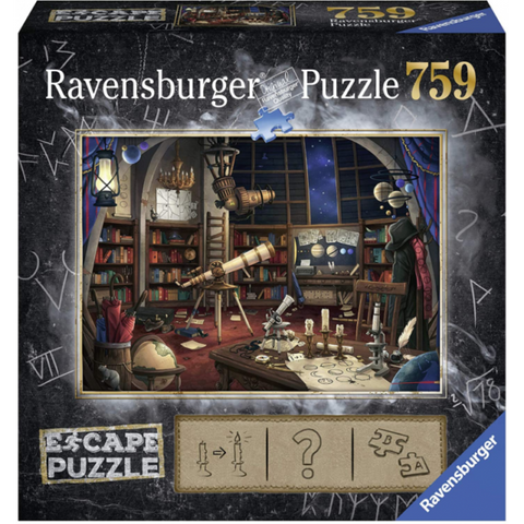 RBURG ESCAPE 1 THE OBSERVATORY PUZZLE 759PC - JJs Newsagency plus