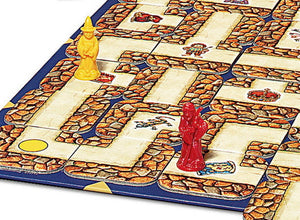RAVENSBURGER LABYRINTH A RACE FOR TREASURES IN A MOVING MAZE - JJs Newsagency plus