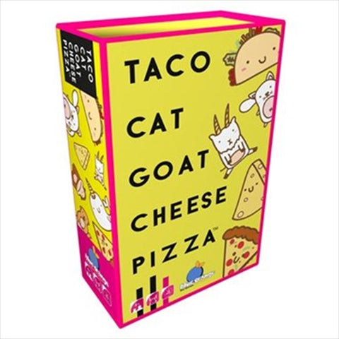 TACO CAT GOAT CHEESE PIZZA - JJs Newsagency plus