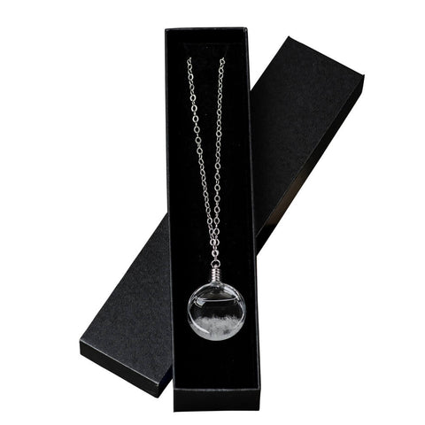 GEEK CULTURE STORM GLASS NECKLACE - Gifts R Us