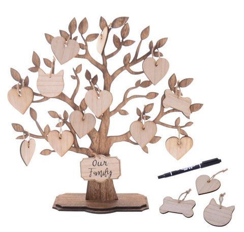 T.O.L. NATURAL FAMILY TREE - Gifts R Us