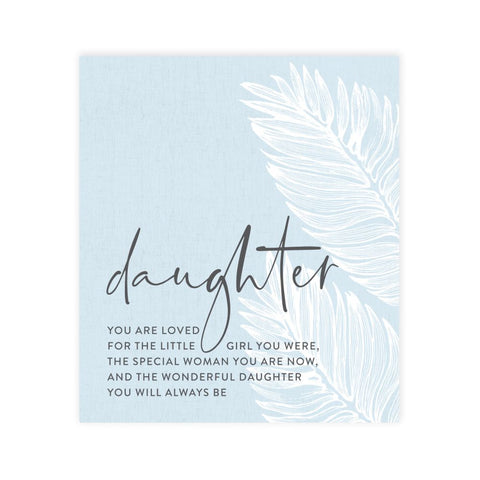 TRANQUIL DAUGHTER VERSE - Gifts R Us