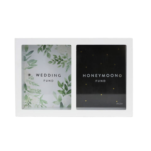 WEDDING DOUBLE CHANGE BOX - Gifts R Us