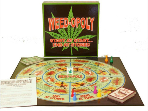 WEED-OPOLY - Gifts R Us