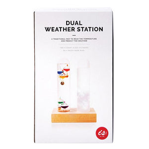 IS GIFT DUAL WEATHER STATION - JJs Newsagency plus