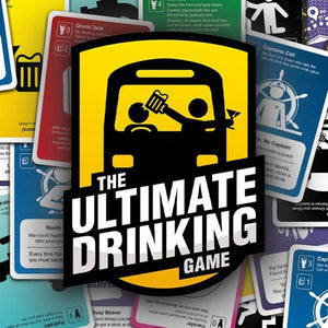 THE ULTIMATE DRINKING GAME - JJs Newsagency plus