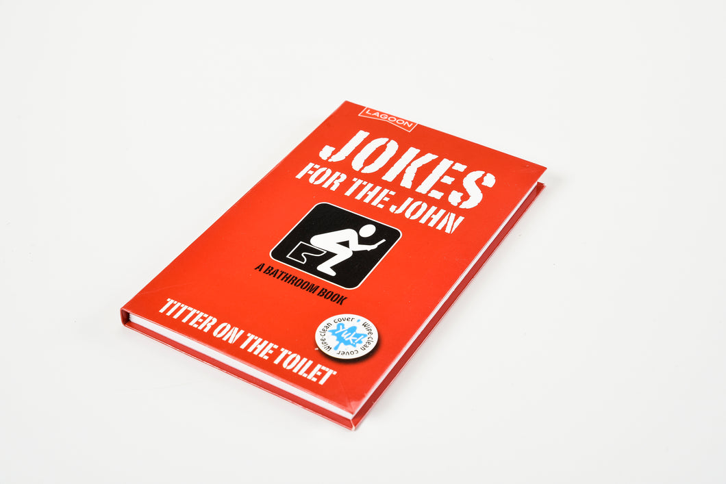 LAGOON BATHROOM BOOKS JOKES FOR THE JOHN - JJs Newsagency plus