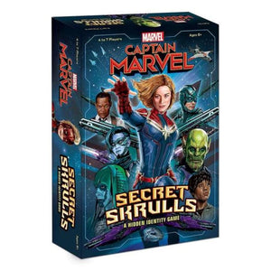 CAPTAIN MARVEL SECRET SKRULLS - JJs Newsagency plus