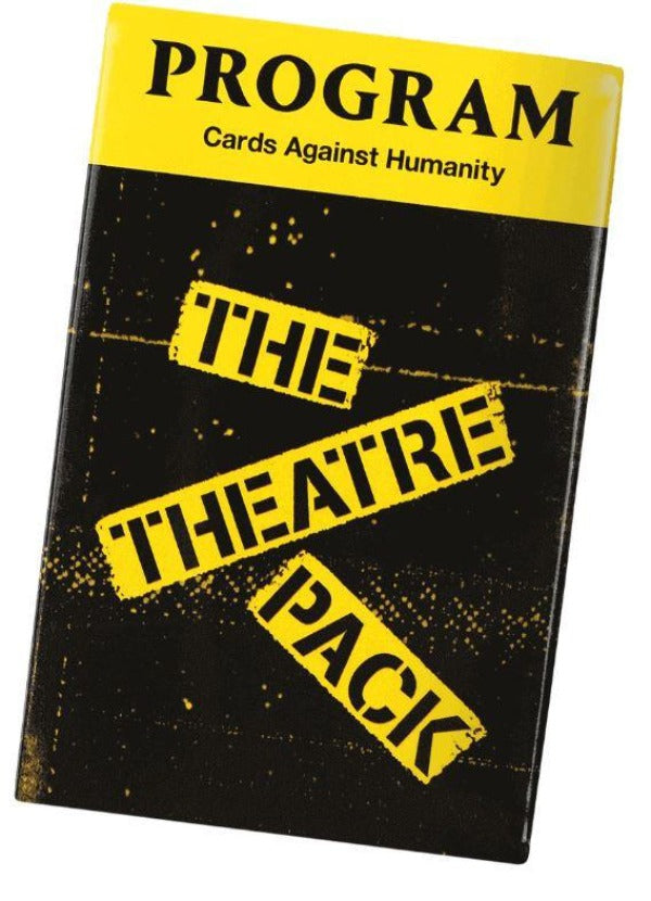 Cards Against Humanity Theatre Pack - JJs Newsagency plus