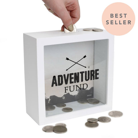 ADVENTURE FUND CHANGE BOX - Gifts R Us