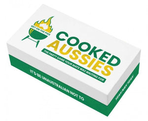 COOKED AUSSIES - JJs Newsagency plus