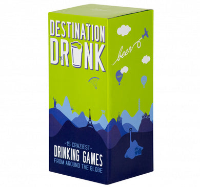 DESTINATION DRUNK - JJs Newsagency plus