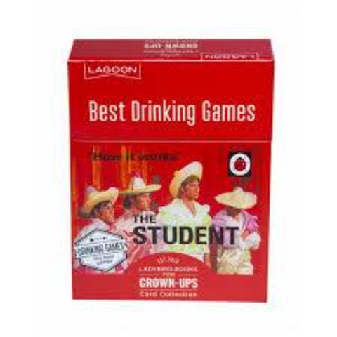 LAGOON LADYBIRD FOR GROWN UP BEST DRINKING GAME - Gifts R Us