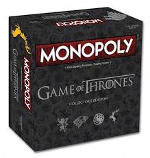 GAME OF THRONES MONOPOLY - JJs Newsagency plus