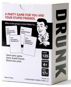 DRUNK STONED OR STUPID EXPANSION PACK - JJs Newsagency plus