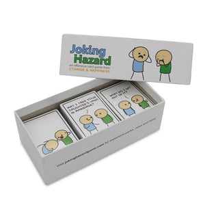 JOKING HAZARD - JJs Newsagency plus