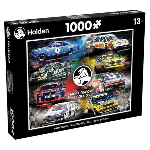 HOLDEN PUZZLE 1000 PCE - Gifts R Us