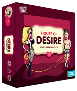 HOUSE OF DESIRE - JJs Newsagency plus