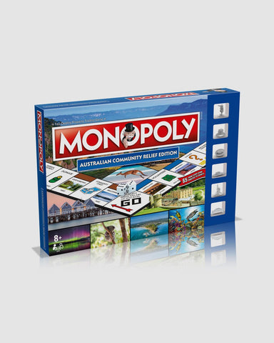 AUSTRALIAN COMMUNITY RELIEF MONOPOLY - Gifts R Us