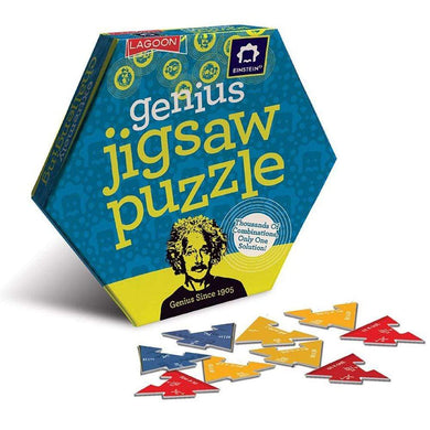 EINSTEIN GENIUS JIGSAW PUZZLE - JJs Newsagency plus
