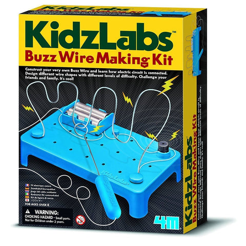 BUZZ WIRE MAKING KIT - Gifts R Us